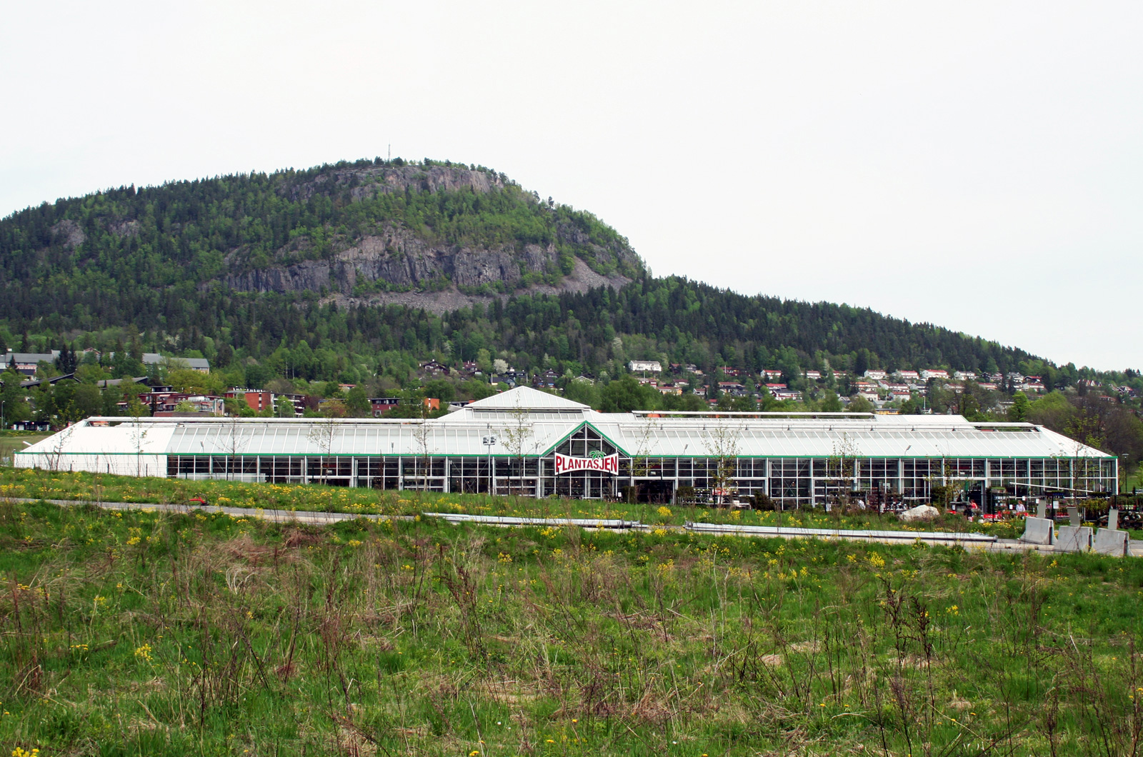 plantasjen kongsberg